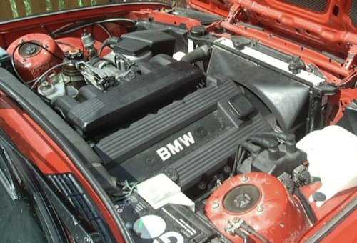 BMW m44 engine