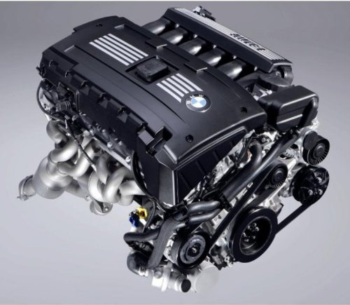 BMW N53 engine